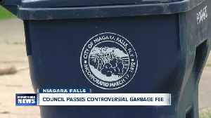 NF City Council makes final decision on garbage user fee [Video]
