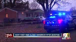 Man shot dead near Northwest High, Friday classes cancelled [Video]