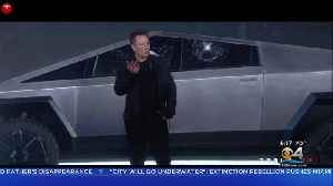 Tesla Unveils New Electric Truck [Video]
