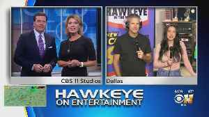 CBS 11 Checks In With Hawkeye in the Morning [Video]