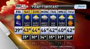 Claire's Forecast 11-22 [Video]