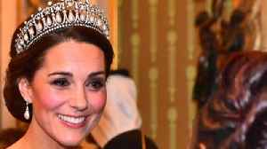 This Is the Next Time We'll See Kate Middleton Wearing a Tiara [Video]