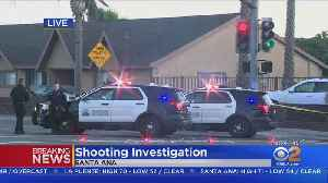 Manhunt Underway For Shooter Who Killed Man In Santa Ana Apartment Complex [Video]