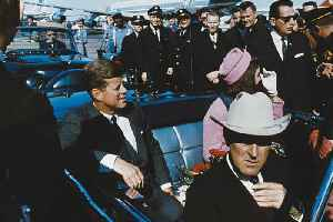 News video: This Day in History: John F. Kennedy Is Assassinated
