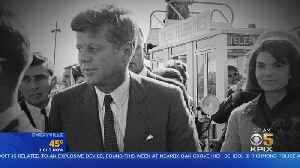 KENNEDY ASSASSINATION ANNIVERSARY: Bay Area Former Secret Service Agent Haunts By Fateful Day In Dallas [Video]