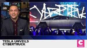 Tesla Unveils Cybertruck [Video]
