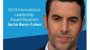 Sacha Baron Cohen slams Facebook's Mark Zuckerberg in fiery speech [Video]
