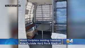 Miami Dolphins Adding Gondola Ride Outside Hard Rock Stadium [Video]