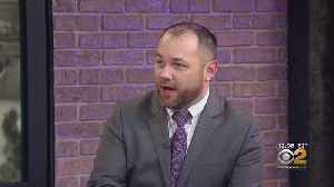 Council Speaker Corey Johnson Speaks Out On Subway Crime [Video]