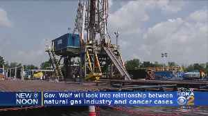 Pa. To Spend $3M To Study Possible Link Between Fracking And Spike In Childhood Cancer [Video]
