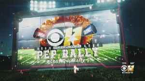 Highlights From This Season's CBS 11 Pep Rallies [Video]