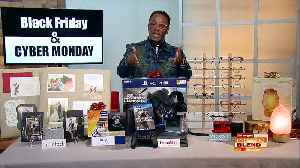 News video: Black Friday And Cyber Monday Are Underway!