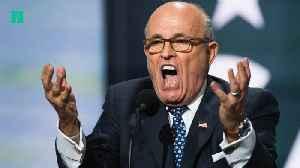 Rudy Giuliani: Human 'Hand Grenade'? [Video]