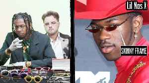 Glasses Experts Break Down Celebrity Eyewear Trends ft. Trinidad Jame$ [Video]