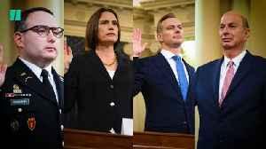 A Week Of Impeachment Bombshells [Video]