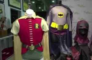 'Holy Smokes!' '60s Batman and Robin costumes head to auction [Video]