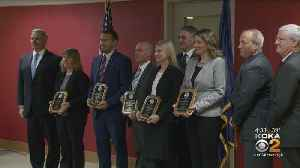 Law Enforcement Officers Honored With LEAD Awards [Video]