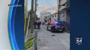 Elderly Man Shot In Miami Beach [Video]