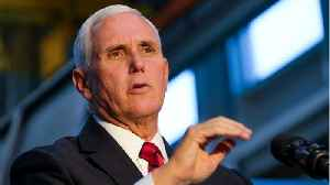 Mike Pence Goes To Iraq—Unannounced [Video]