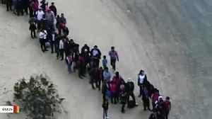 Report: Trump Admin Sending Park Rangers To US-Mexico Border [Video]