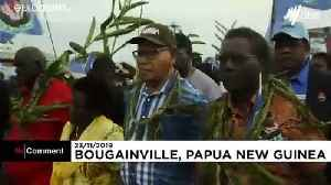 'Joy' in Bougainville as Pacific islands begin independence vote [Video]