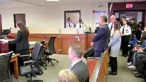 Fmr. Boston College student pleads not guilty in boyfriend suicide case [Video]
