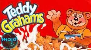 Top 10 Amazing Discontinued Cereals [Video]
