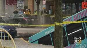 Downtown Pittsburgh Sinkhole Repairs May Take Longer [Video]