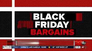 News video: Black Friday Deals Already Here