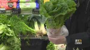 CDC | Don't Eat Romaine Lettuce From California's Salinas Region [Video]