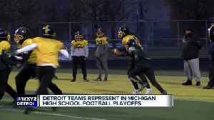 Detroit King looks to continue recent run of playoff success [Video]