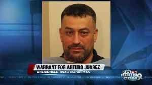 News video: Arrest warrant issued for unlicensed repairman