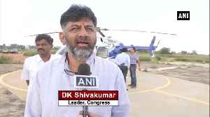 News video: DK Shivakumar clears the air regarding his viral photograph with Nithyananda