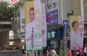 Hong Kong gears up for district council election [Video]