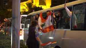 Returning to Lebanon to protest [Video]