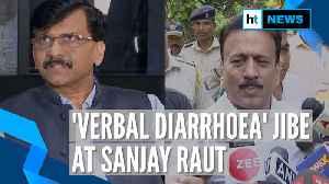 Sanjay Raut attacks Ajit Pawar, BJP says he has 'verbal diarrhoea' [Video]