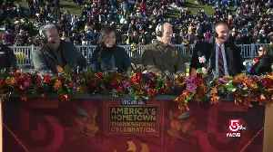 Parade director: 'We want to tell the story' of America [Video]