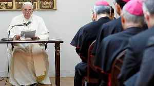 Pope Francis continues Asia trip with anti-nuclear message in Japan [Video]