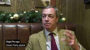 Farage: Tory majority is most likely outcome of election [Video]