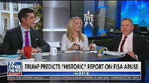 Dana Perino warns FISA report may be underwhelming [Video]