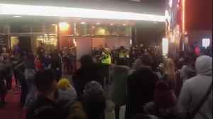Arrests at Birmingham cinema over 'machete brawl'