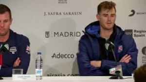 Jamie Murray: Spain defeat hurts [Video]