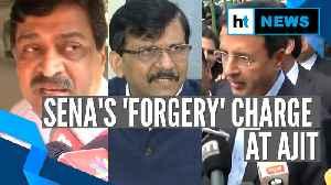 Maharashtra: SC seeks Governor letter; Sena accuses Ajit Pawar of 'forgery' [Video]