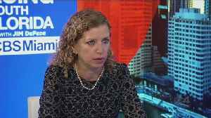 Facing South Florida: One-On-One With Congresswoman Debbie Wasserman Schultz, Part 1 [Video]