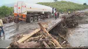 Dozens killed in Kenya landslide after torrential rains [Video]