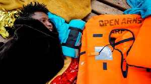 Italy leaves rescued African migrants stranded at sea [Video]