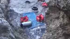 Bodies of five migrants recovered from Italian island of Lampedusa [Video]