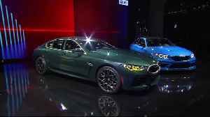 News video: World Premiere of the new BMW M2 CS Racing at LA Auto Show 2019