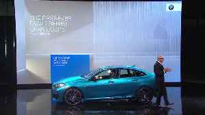 World Premiere of the first-ever BMW 2 Series Coupe at LA Auto Show 2019 [Video]