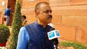 G V L Narasimha Rao speaks on political development in Maharashtra [Video]